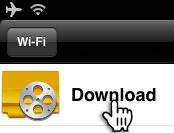 Откройте папку Download